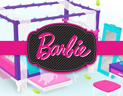 Barbie - Dream Bed