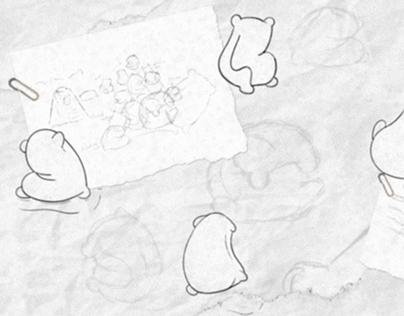 Minha primeira animação
