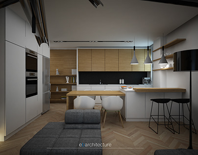 1102 Apartment interior