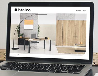 Bralco - Website
