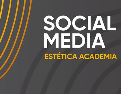Social Media Estética Academia