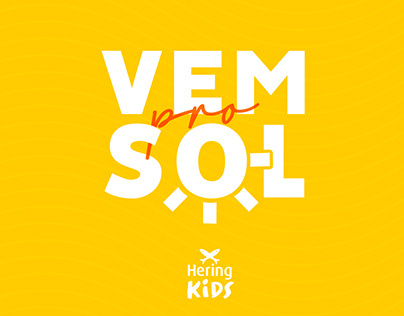 Vem pro Sol | Hering Kids