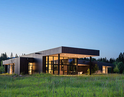 Confluence House by CTA | Cushing Terrell