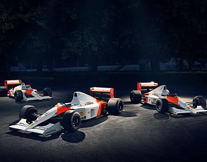 Senna McLaren Goodwood Festival of Speed 2021
