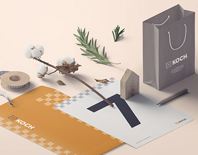 Koch - Brand Identity Design (Concept)