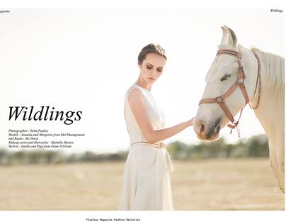 Wildlings Fashion Editorial