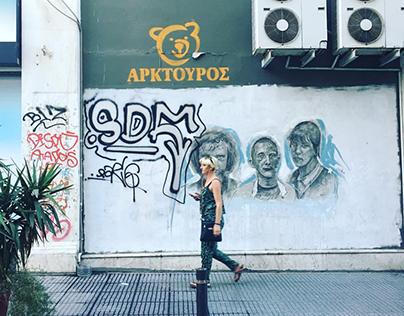 Untitled: Istanbul, Thessaloniki, Tel Aviv