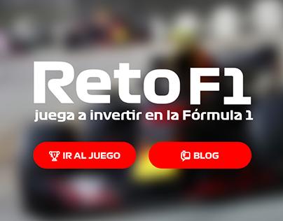 Reto F1 Propuesta para rediseño de pagina web
