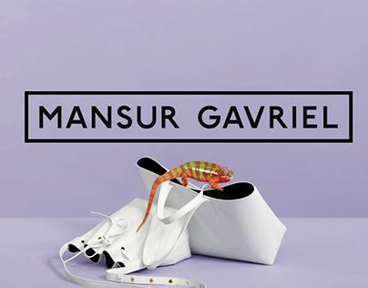 Mansur Gavriel Spring 2016 Rooftop Event