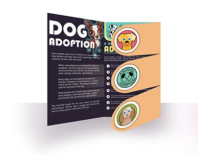 Pet Adoption - Brochure