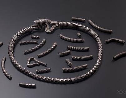 Viking Age Treasures in Estonia