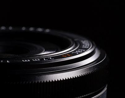 Lens Fujinon XF 27mm F2.8