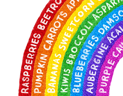Healthy Rainbow