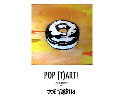 POP T(ART)! Exhibition Poster
