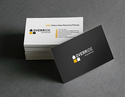 Branding | Override Arquitectos