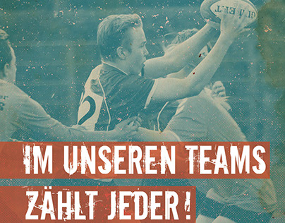 Rugby Posters FC St. Pauli – First Drafts