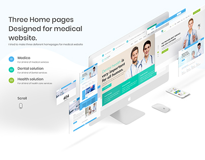 Medico - Medical Health, Dental and Clinical theme