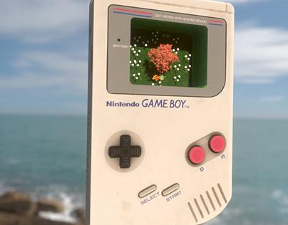 New Nintento Game Boy