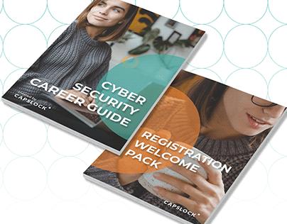 CAPSLOCK Brochures