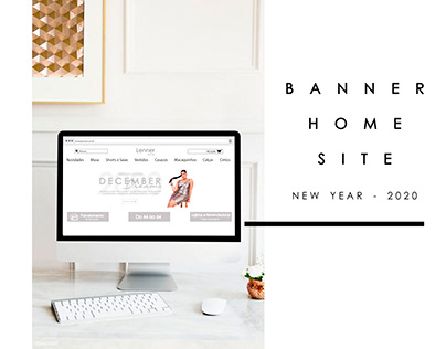 Banner Home Site - New Year 2020 #1 Lenner Plus Size