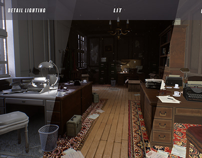 The Office [UE4] 2018