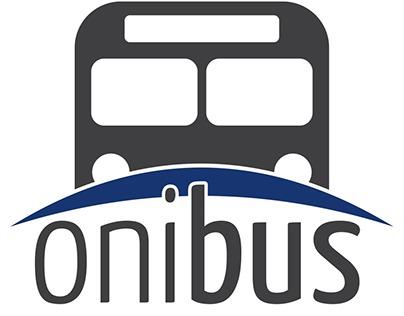 Criação do Logotipo Ônibus Online