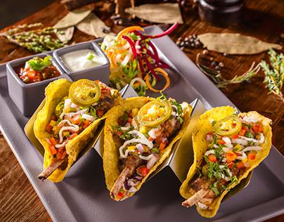 Lamb Chops - Huddle Sport Bar & Grill, Dubai