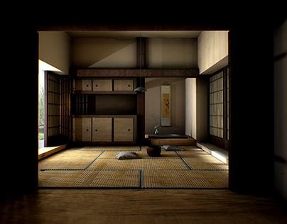 Interior Design Architecture Visualization