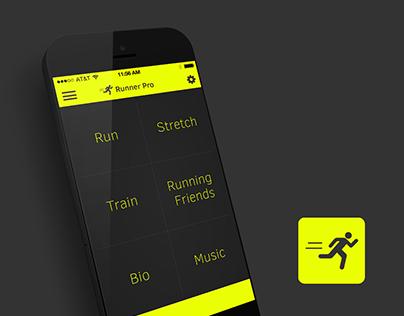Runner Pro App
