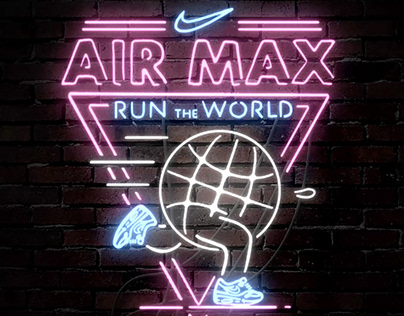 Design for AIR MAX DAY