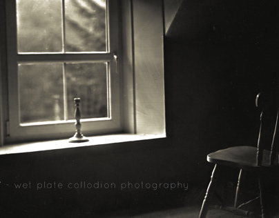 Window - wet plate collodion