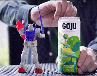 Goju Natural Fruit Infusion (Intro VTR)