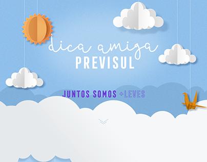 PREVISUL | Hotsite