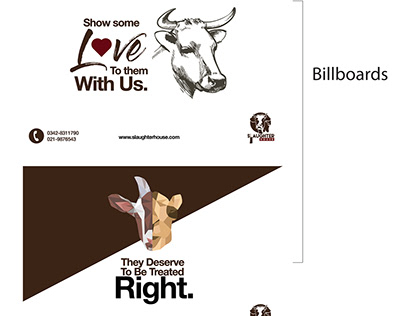 Complete campaign On Slaughter House (Design)