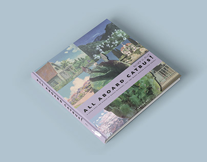 Studio Ghibli Coffee Table Book Project