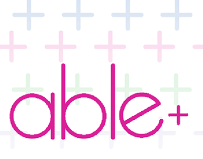 ABLE+ - Brand Identity