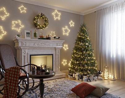 Interior 06 - Christmas time!