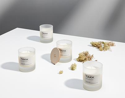 Takk - Nordic nature scent