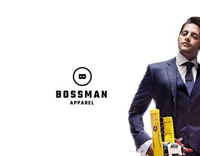 Bossman Apparel by Karanvir Bohra