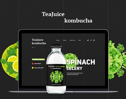 TeaJuice Rebranding