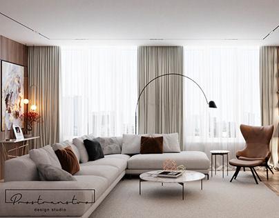 Apartment 54.Kiev | 2020