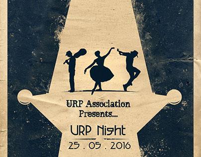 URP Night 2016
