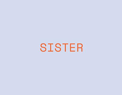 Sister Cafe: Brand Identity