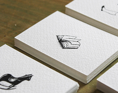 Business cards project by Roberto Memoli