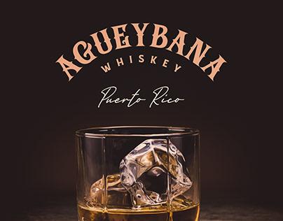 Logo Design - Agueybana Whiskey