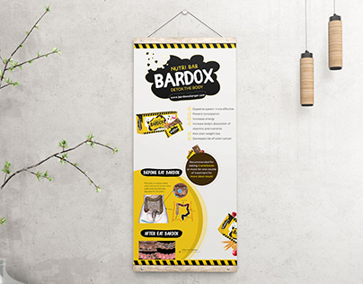 Bardox Roll-up and Flyers