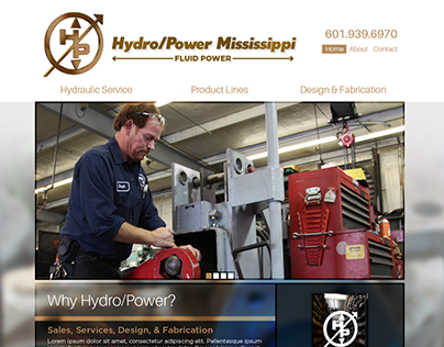 Hydro/Power Mississippi Webmock