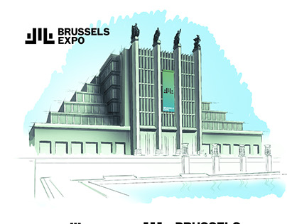 Brussels Expo rebranding