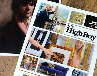The HighBoy | Print Ads