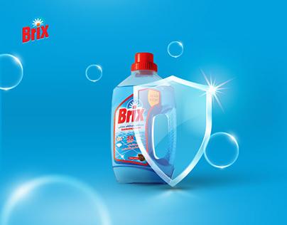 Brix Detergent | Social Media